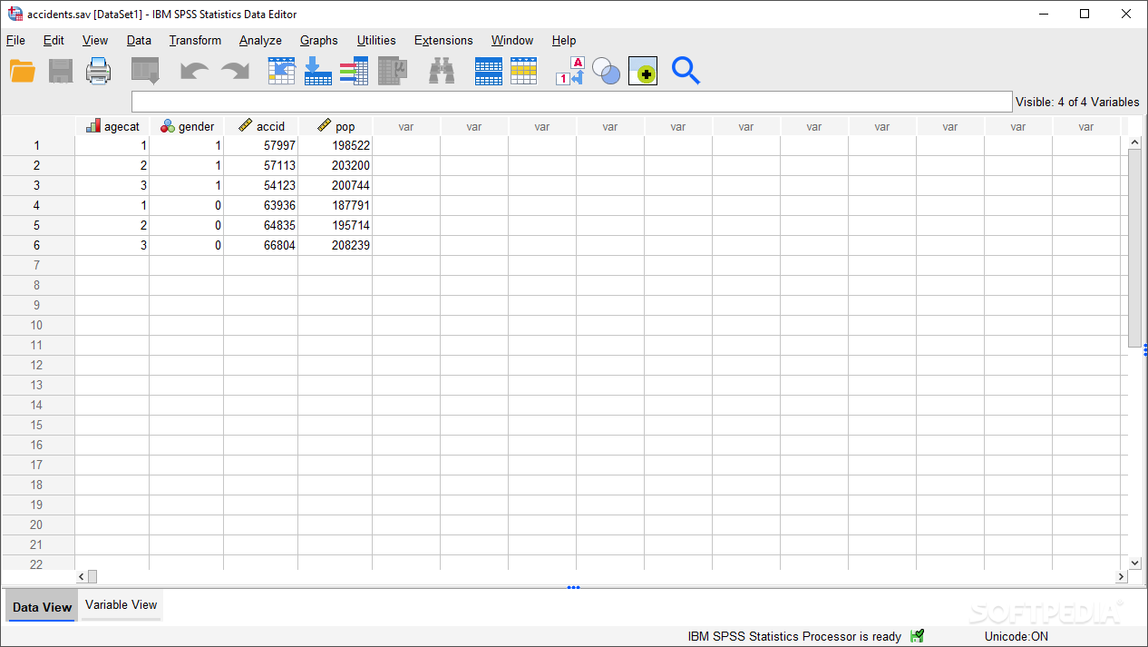 spss software free download pdf