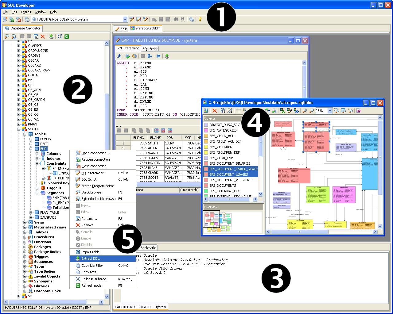 Download SQL Developer 2.3.0
