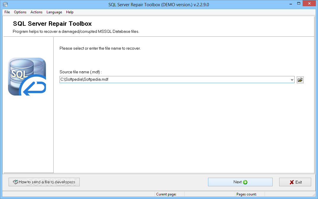 recovery toolbox for sql server crack key