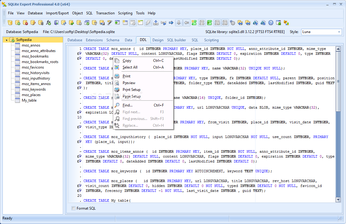 Download SQLite Expert Professional 5 3 4 Build 459
