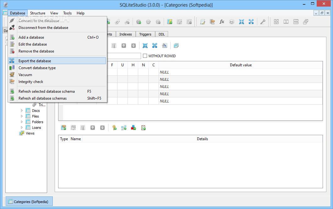Download SQLiteStudio 3 2 1