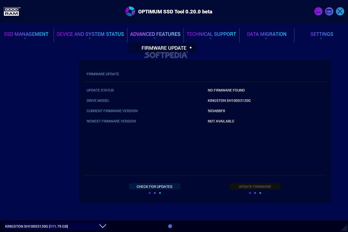 Download SSD Optimum Tool 0 20 0 Beta