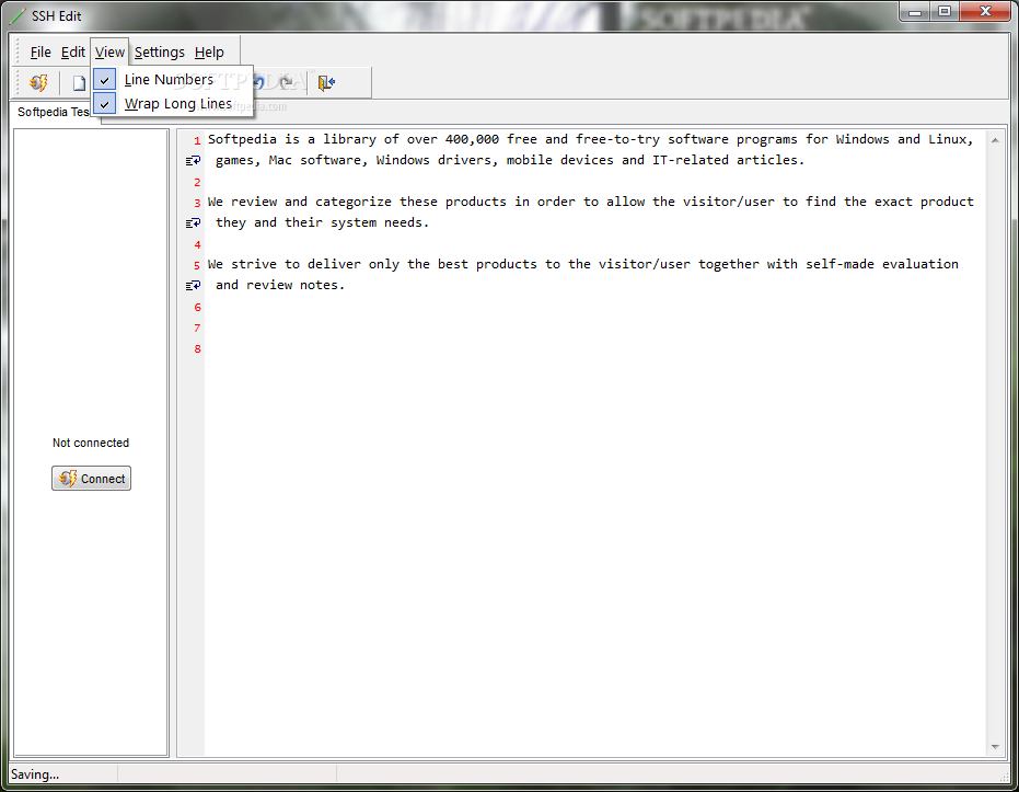 Download SSH Edit 0 92 Beta