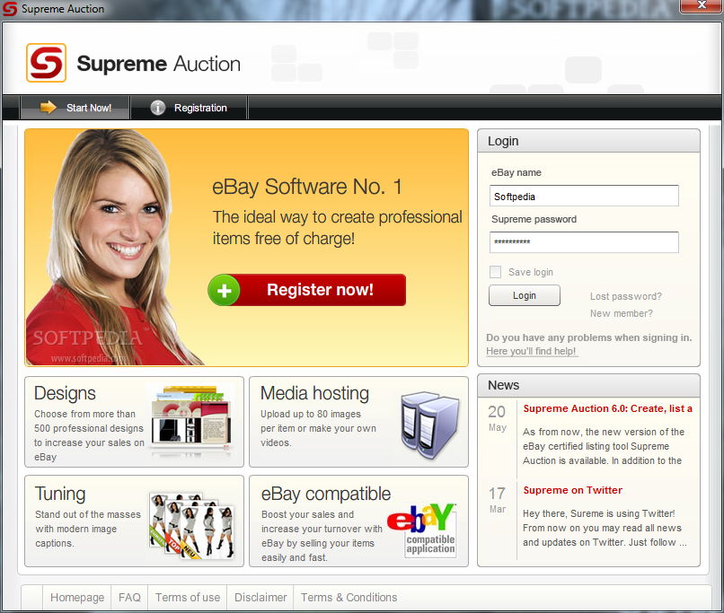 Download Supreme Auction For Ebay 6 1 3