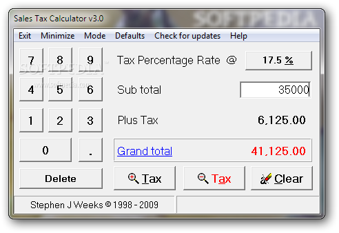 download sales tax calculator 3 0
