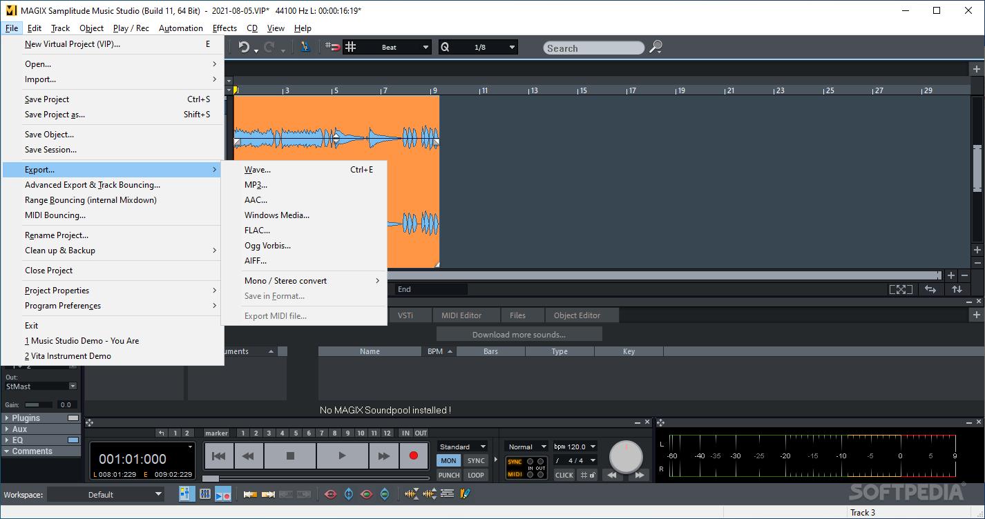 acid music studio 4.0 free download