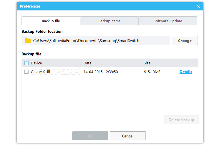 samsung smart switch for pc download filehippo
