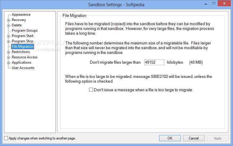 Download Sandboxie 5 30 / 5 31 2 Beta
