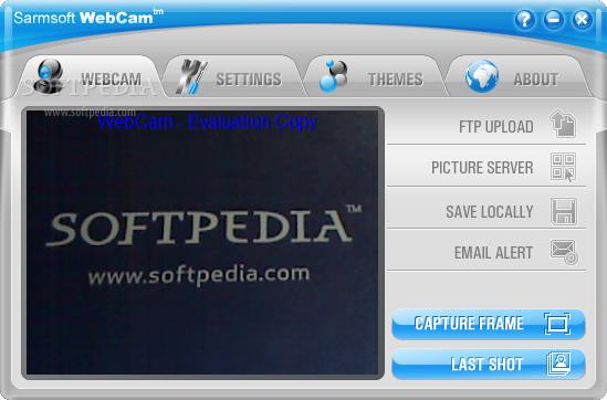 Download Sarmsoft Webcam 2 0