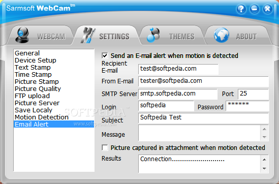 Download SarmSoft WebCam 2 0