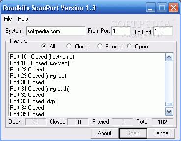 Download Scan Port 1 3