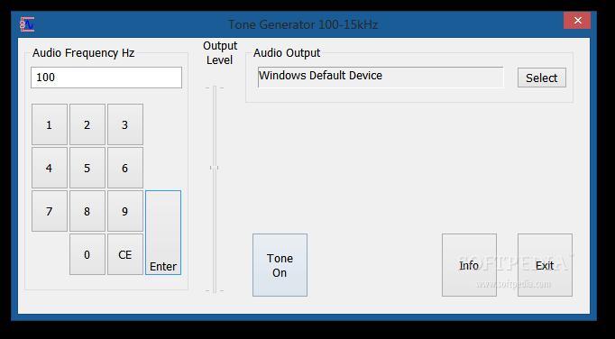 Download Tone Generator 1 0 4 0