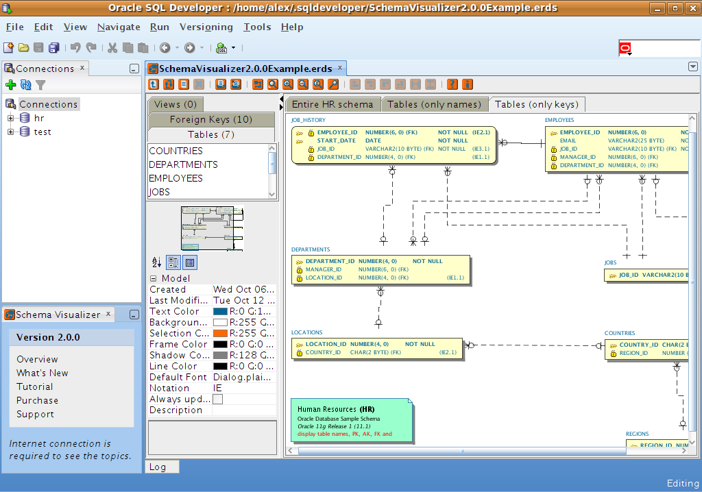 Download schema visualizer for sql developer 213 ccuart