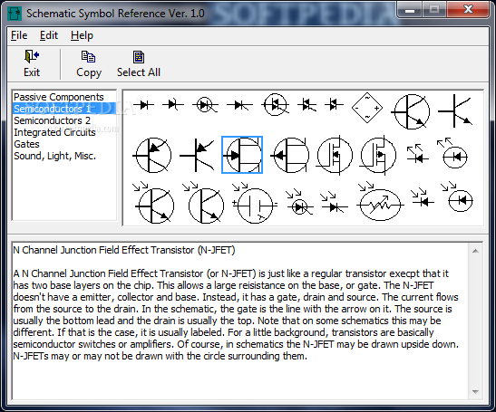 Download Schematic Symbol Reference 1.0.0 Build 4