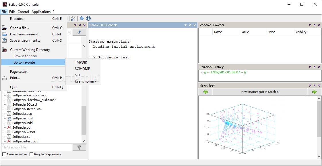 Download Scilab 6 0 2