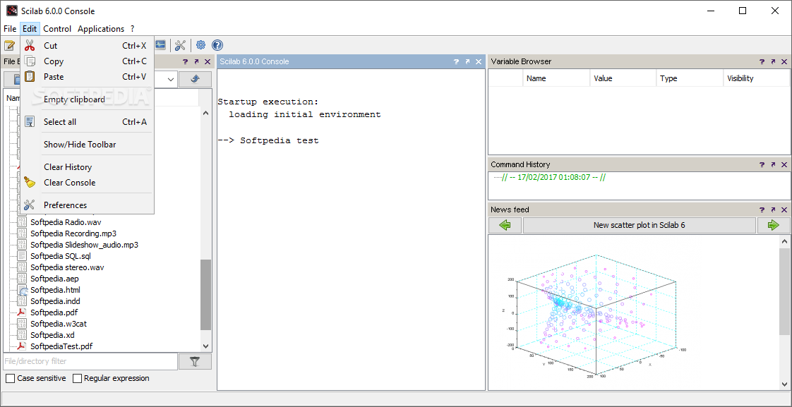 scilab 64 bits