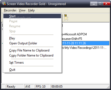 how to get obs to record fullscreen games