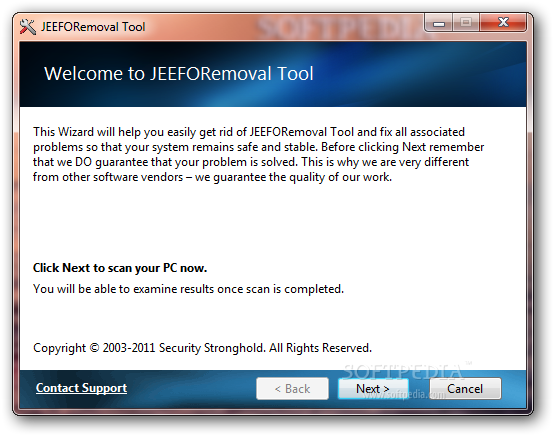 Download JEEFO Removal Tool 1.0