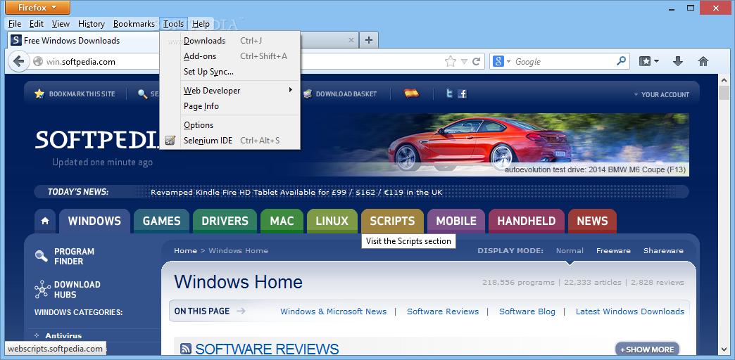 Download Selenium IDE 3 12 3