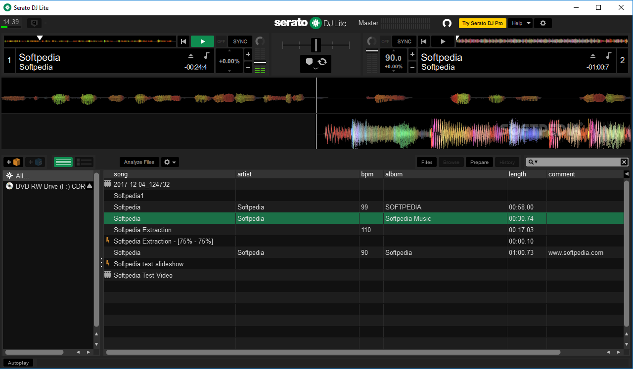 Dj mixer software free download full version filehippo | DJ
