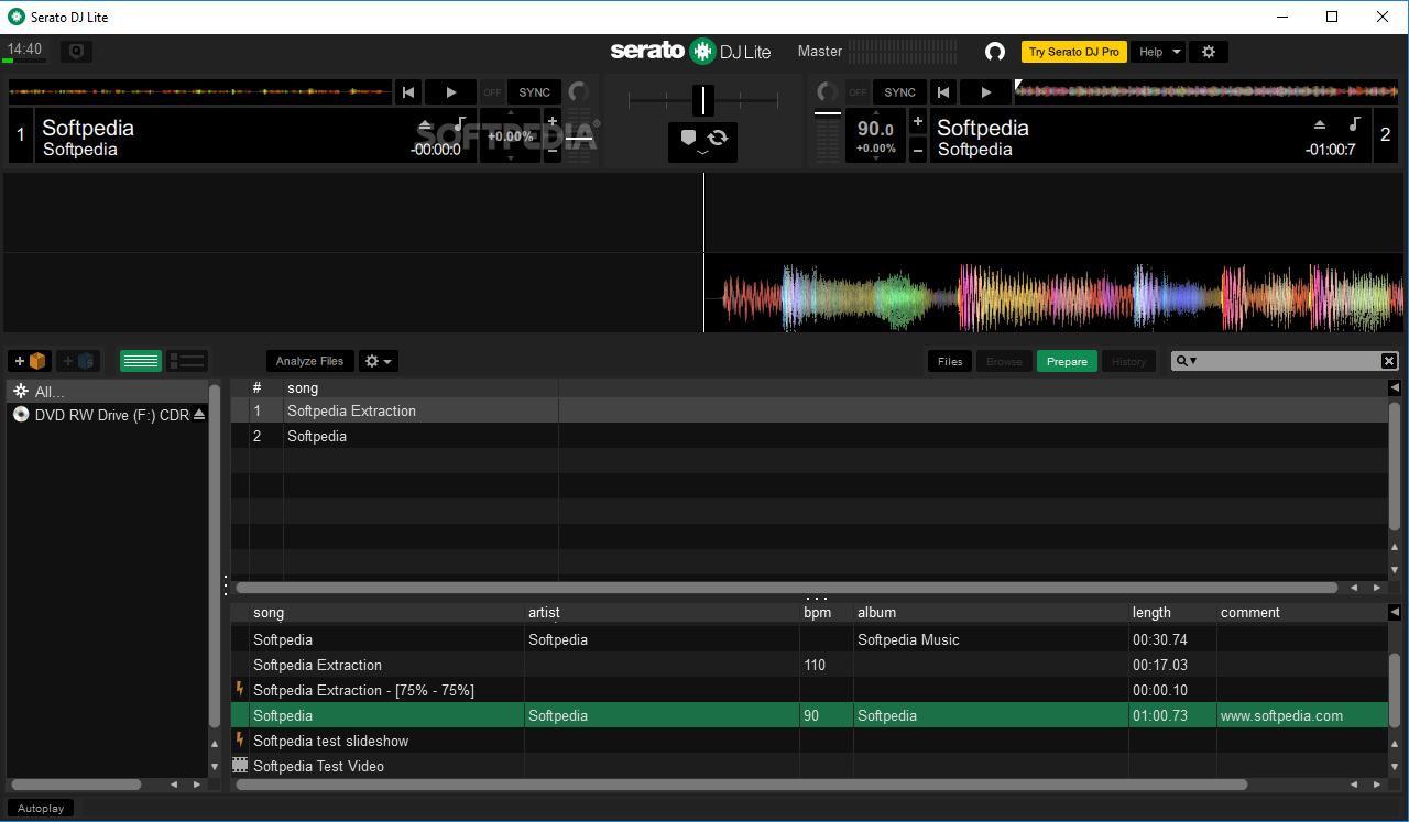 serato dj free download for windows 7 32bit