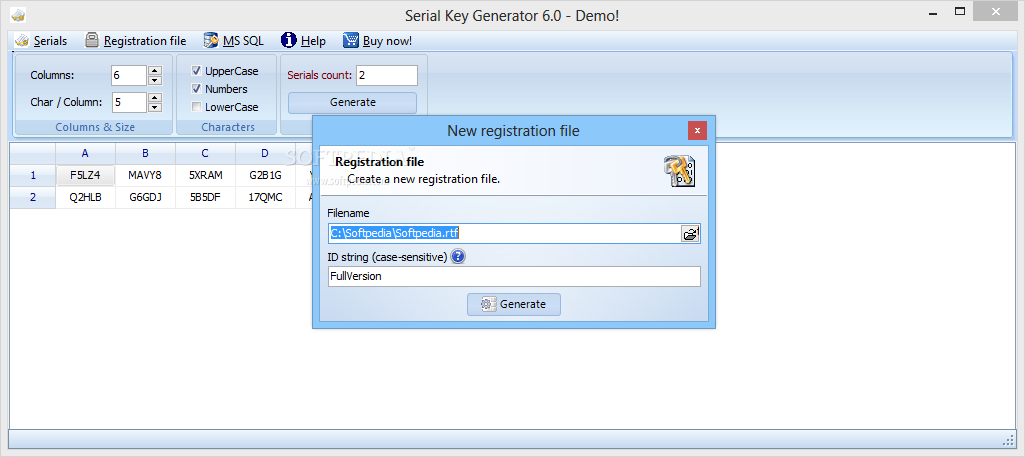 Download Serial Key Generator 7 0