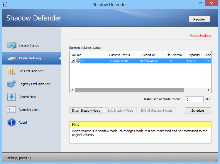 shadow defender windows 10 64 bit