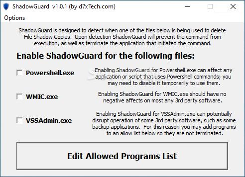 Download ShadowGuard 1.0.1