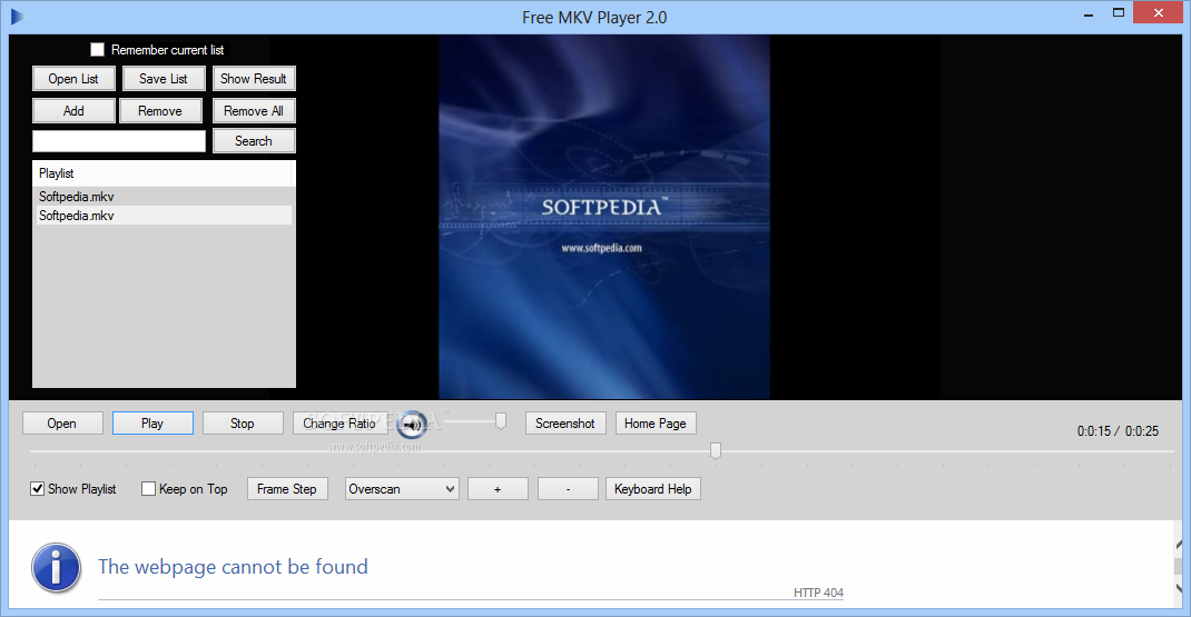 Free video mkv player download