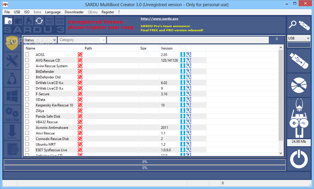 Download SARDU 3.4.2