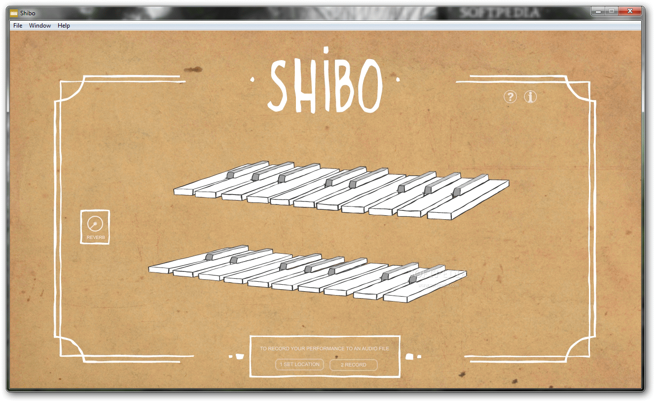 Download Shibo The Keyboard Piano 10 Diagram Has A Nice Looking And Easy To