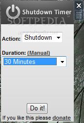 shutdown gadget