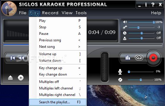 Download Siglos Karaoke Professional 2 2 1 10