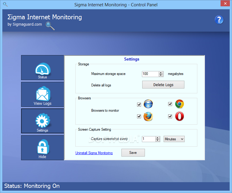 internet monitoring Never pay a monthly fee to monitor internet connectivity again icm comes in two two versions: free and full the free version will allow a user to monitor up.