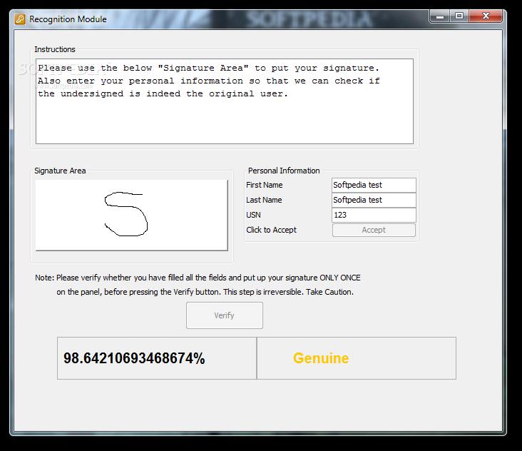 Download Signature Verification 1 2