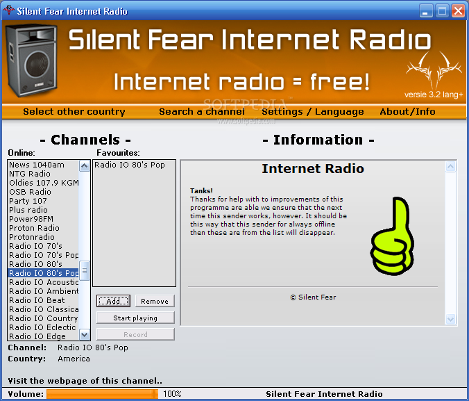 Download Silent Fear Internet Radio 3 2