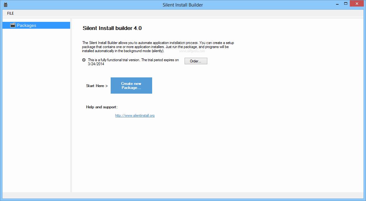 Download Silent Install Builder 5 1 4 0