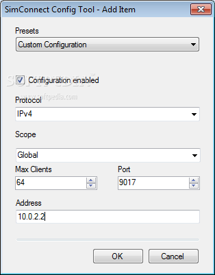 Download SimConnect Config Tool 1 0 Beta 1