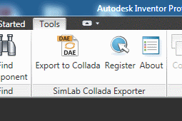 Download SimLab Collada Exporter for Inventor 3 1