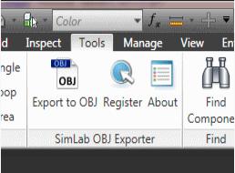 Download SimLab Obj Exporter for Inventor 3 1