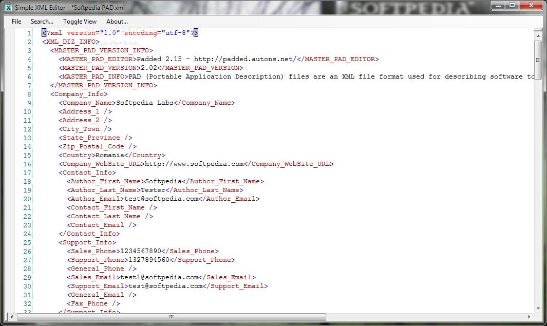 Xml Editor For Coding Aiml For Mac - visualload