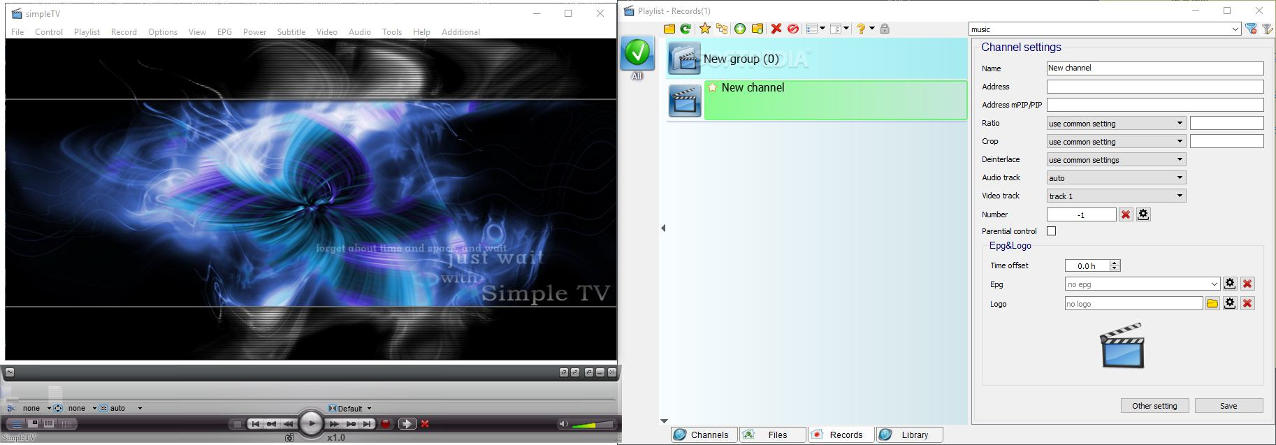 simple tv 0.4.6 gratuit