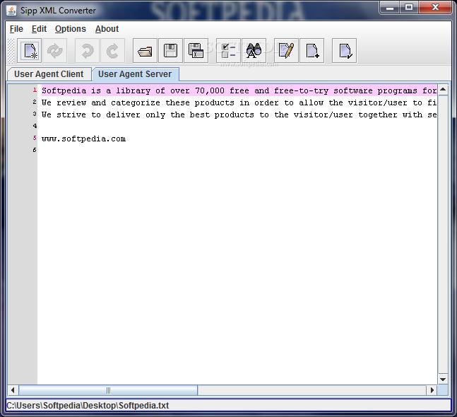Download Sipp XML Converter 0 1