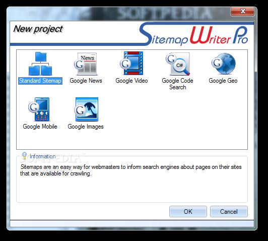 Sitemap Internet: Download Sitemap Writer Pro 5.4.7