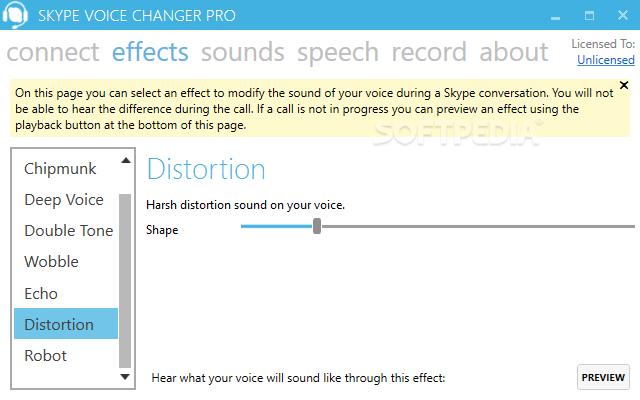 Download Skype Voice Changer 1 3 2 / 1 4 Beta