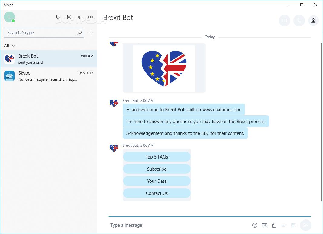 descargar skype para windows vista gratis