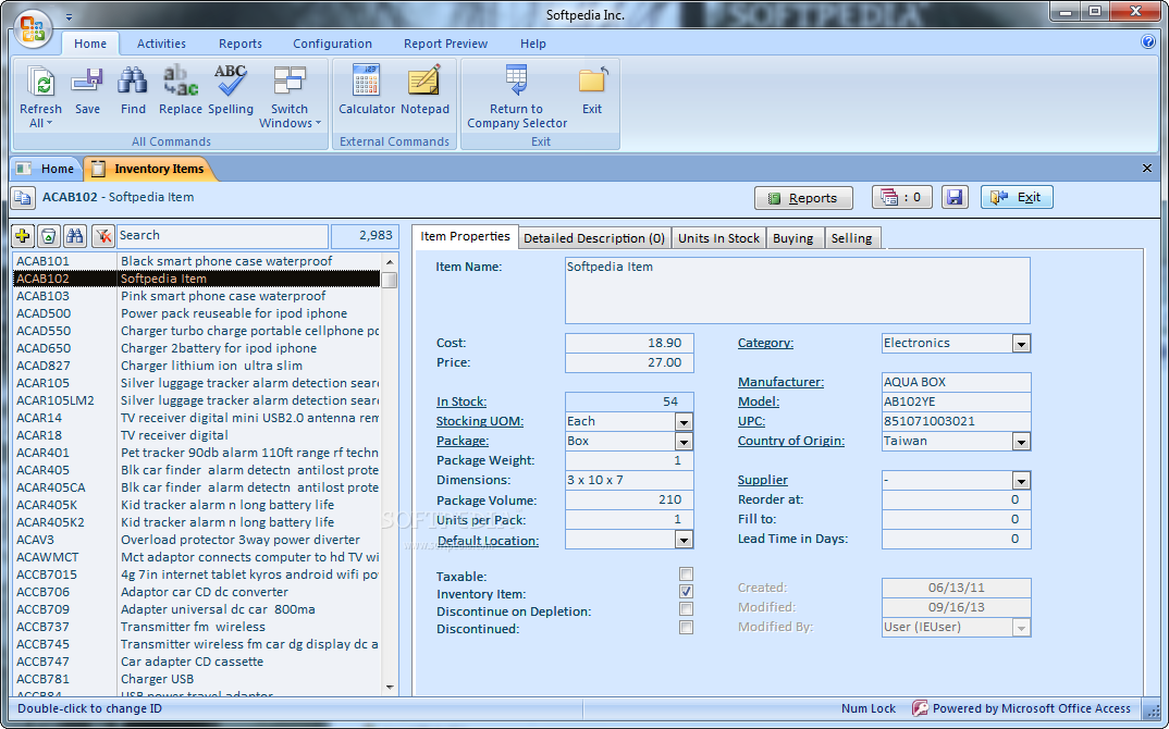 Download Small Business Software 1 12 135