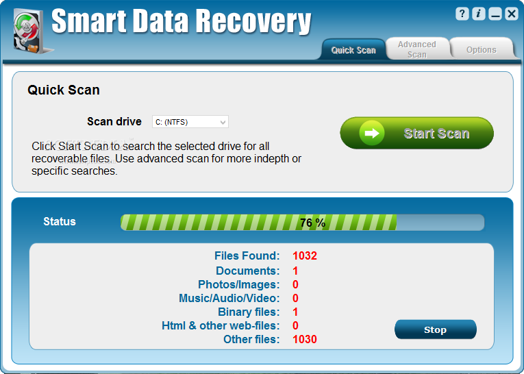 smart data recovery crack serial free