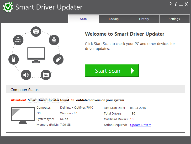 driver updater software free download with crack
