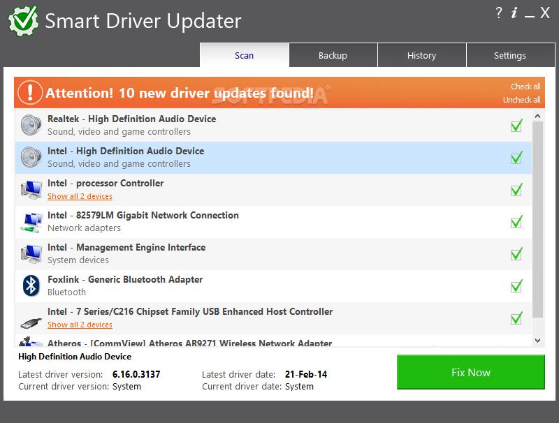 smart driver updater pro crack